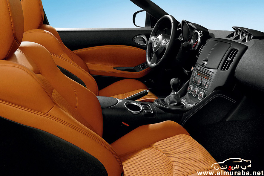 Nissan 370Z Coupe 2013 نيسان